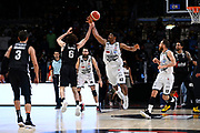 Pajola Alessandro <br /> Segafredo Virtus Bologna - A X Armani Exchange Olimpia Milano<br /> Basket Serie A LBA 2020/2021 - Finale Playoff G4<br /> Bologna 11 June 2021<br /> Foto Mattia Ozbot / Ciamillo-Castoria