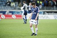 Fotball , 18. oktober 2009 , tippeligaen , Viking Stadion ,   Viking v Rosenborg , Trond Erik Bertelsen , Viking ,   Foto: Tommy Ellingsen