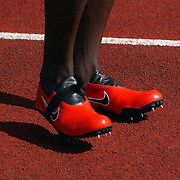 NLD/Hilversum/20050904 - Arenagames 2005, schoenen, Nike