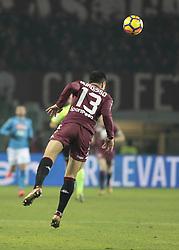 December 16, 2017 - Turin, Italy - Nicolas Burdisso during Serie A match between Torino v Napoli, in Turin, on December 16, 2017  (Credit Image: © Loris Roselli/NurPhoto via ZUMA Press)