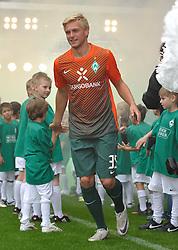24.07.2011, Weserstadion, Bremen, GER, 1.FBL, Werder Bremen Tag der Fans 2011, im Bild Florian Trinks (Bremen #35)..// during the day of fans on 2011/07/24,  Weserstadion, Bremen, Germany..EXPA Pictures © 2011, PhotoCredit: EXPA/ nph/  Frisch       ****** out of GER / CRO  / BEL ******