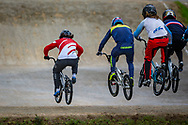 2021 UCI BMXSX World Cup<br /> Round 4 at Bogota (Colombia)<br /> 1/4 Final<br /> ^me#239 NAKAI, Asuma (JPN, ME) Team_JPN<br /> ^me#639 ISTIL, Anaia (FRA, ME) Sunn<br /> ^mu#636 CHAMORRO HERRERA, Efrain Josue (ECU, MU)