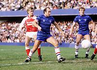 Fotball<br /> England<br /> Foto: Colorsport/Digitalsport<br /> NORWAY ONLY<br /> <br /> Chelsea historikk<br /> Clive Walker (Chelsea) Chelsea v Middlesbrough 24/9/83