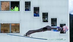 31.12.2016, Olympiaschanze, Garmisch Partenkirchen, GER, FIS Weltcup Ski Sprung, Vierschanzentournee, Garmisch Partenkirchen, Qualifikation, im Bild Dawid Kubacki (POL) // Dawid Kubacki of Poland during his Qualification Jump for the Four Hills Tournament of FIS Ski Jumping World Cup at the Olympiaschanze in Garmisch Partenkirchen, Germany on 2016/12/31. EXPA Pictures © 2016, PhotoCredit: EXPA/ Jakob Gruber