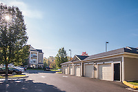 Architectural Image of Windsor at Harper's Crossing Apartments in Langhorne PA by Jeffrey Sauers of Commercial Photographics, Architectural Photo Artistry in Washington DC, Virginia to Florida and PA to New England