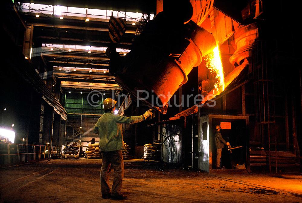 Somisa Steel plant, Buenos Aires, Argentina