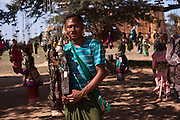 Puppet salesman, in Burma.<br /> Note: These images are not distributed or sold in Portugal