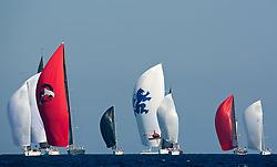 08_022015 © Sander van der Borch. Porto Cervo,  2 September 2008. Maxi Yacht Rolex Cup 2008  (1/ 6 September 2008). Day 2.