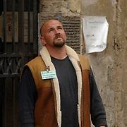ITA/Bracchiano/20061118 - Huwelijk Tom Cruise en Katie Holmes, beveiliging