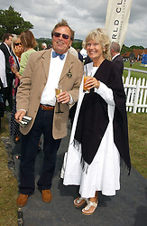 Actor KEN FARRINGTON and his wife SANDRA at the Kuoni World Class Polo Day at Hurtwood Park Polo Club, Surrey on 28th May 2006.<br /><br />NON EXCLUSIVE - WORLD RIGHTS