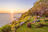Garden, Sunset, Bay View Court, North Haven, NY Select