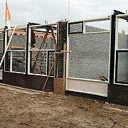 Nieuwbouw klas lokalen Reholbothschool Studiostraat