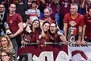 Tifosi Umana Reyer Venezia<br /> Umana Reyer Venezia - Happycasa Brindisi<br /> Finale<br /> LBA Legabasket Serie A Final 8 Coppa Italia 2019-2020<br /> Pesaro, 16/02/2020<br /> Foto L.Canu / Ciamillo-Castoria