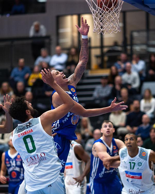 ÖSTERSUND 20210924<br />  under fredagens match i Basketligan mellan Jämtland Basket och Nässjö Basket i Östersunds Sporthall<br /> <br /> Foto: Per Danielsson/Projekt.P