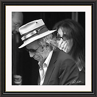Keith Richards London Dorchester. 17x17' Museum-quality Archival signed Framed Print £750