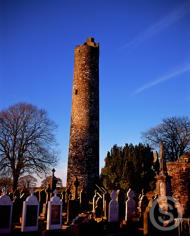 Photographer: Chris Hill, Monasterboice Round Tower, Louth