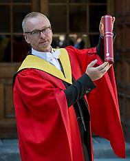 Kelpies sculptor receives honorary degree | Edinburgh | 8 July 2017