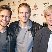 NLD/Amsterdam/20151119 - inloop Xite Awards 2015, Zomaer