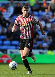 Sunderland's Paddy McNair sprints forward with the ball