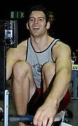 Birmingham, GREAT BRITAIN, Men's Open HWT, Phil TURNHAM, competing at the British Indoor Rowing Championships, National Indoor Arena, Birmingham, ENGLAND. 12/11/2006, [Photo, Peter Spurrier/Intersport-images].....