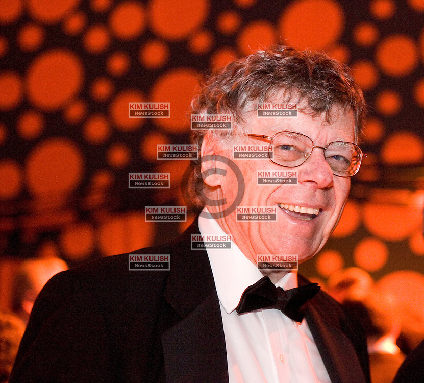 Gordon Getty attends the Happy 60th Birthday Celebrity Salute to San Francisco Symphony Musical Director , Michael Tilson Thomas January 13, 2005  in San Francisco, Calif Photo ©2005  by Kim Kulish