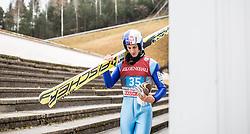 01.01.2016, Olympiaschanze, Garmisch Partenkirchen, GER, FIS Weltcup Ski Sprung, Vierschanzentournee, Probedurchgang, im Bild Gregor Schlierenzauer (AUT) // Gregor Schlierenzauer of Austria during his Trial Jump for the Four Hills Tournament of FIS Ski Jumping World Cup at the Olympiaschanze, Garmisch Partenkirchen, Germany on 2016/01/01. EXPA Pictures © 2016, PhotoCredit: EXPA/ JFK