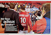 L'EQUIPE MAGAZINE - OCTOBER 21st 2006 - FRANCE