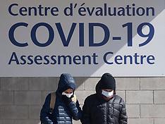 Coronavirus In Canada - 16 March 2020