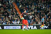 Iker Casillas in his comeback