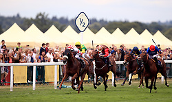 Out Do ridden by jockey Daniel Tudhope wins the Wokingham Stakes during day five of Royal Ascot at Ascot Racecourse.