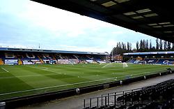 A general view of Gigg Lane, home of Bury - Mandatory by-line: Robbie Stephenson/JMP - 24/10/2016 - FOOTBALL - Gigg Lane - Bury, England - Bury v Bolton Wanderers - Sky Bet League One