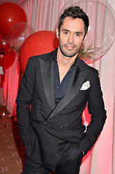 Jean Bernard Fernandez-Versini at the Gift of Life held at The Royal Festival Hall on South Bank, London England. 14 January 2017.