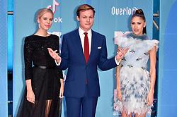 November 4, 2018 - Bilbao, Bizkaia, Spanien - Archie Manners mit Belgeitung bei der Verleihung der MTV European Music Awards 2018 in der Bizkaia Arena. Bilbao, 04.11.2018 (Credit Image: © Future-Image via ZUMA Press)