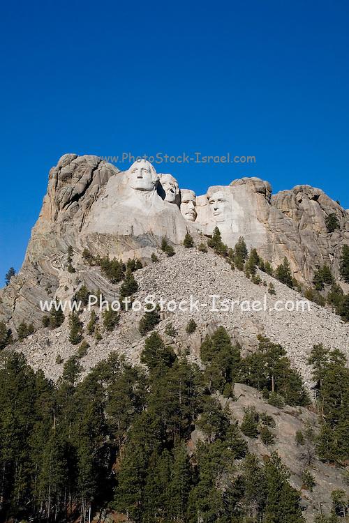 South Dakota SD USA, Mount Rushmore National Monument