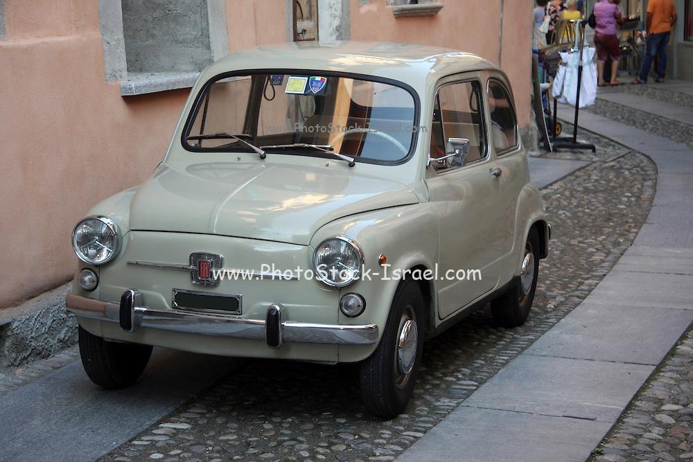 1967 Fiat 600
