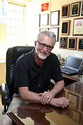 Professor of Political Science Marcus D. Pohlmann at Rhodes College, Memphis, Tennessee - © Karen Pulfer Focht-