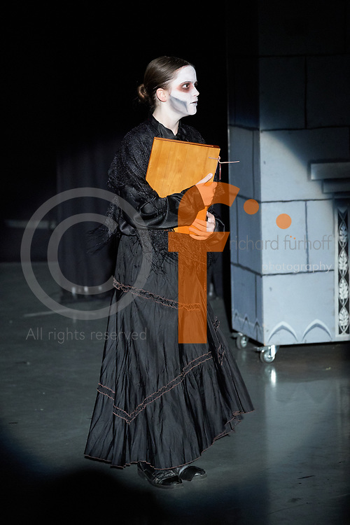 Havelock North High School Drama Production.<br /> Shuddersome.