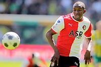 DEN HAAG - ADO Den Haag - Feyenoord , Voetbal  , seizoen 2011-2012 , 22-04-2012 , Kyocera Stadion , Feyenoord speler Sekou Cisse