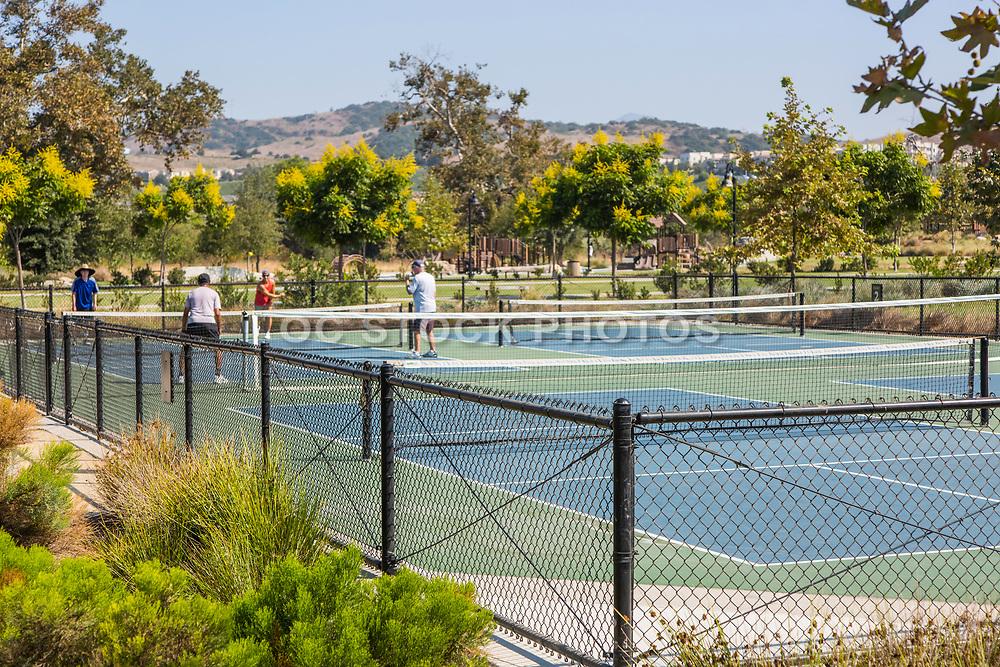Pickleball Courts at Sendero Field Rancho Mission Viejo