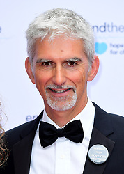Damon Hill attending the End the Silence Charity Fundraiser at Abbey Road Studios, London.