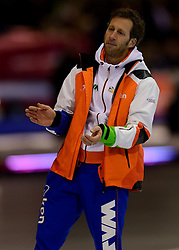 13-01-2013 SCHAATSEN: EK ALLROUND: HEERENVEEN<br /> NED, Speedskating EC Allround Thialf Heerenveen / 10000 men - Rutger Tijssen<br /> ©2013-FotoHoogendoorn.nl