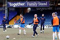 Sam Minihan. Stockport County FC 0-0 Aldershot Town FC. Vanarama National League. Edgeley Park. 13.2.21