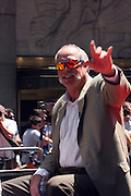 Gosse Gossage at the Major League Baseball All-Stars and 49 Hall of Famers ride up Sixth Avenue in All Star-Game Red Carpet Parade Presented by Chevy on July 15, 2008