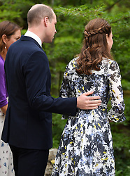 Members of The Royal Family attend the RHS Chelsea Flower Show at the Royal Hospital Chelsea, London, UK, on the 20th May 2019. 21 May 2019 Pictured: Prince William, Duke of Cambridge, Catherine, Duchess of Cambridge, Kate Middleton. Photo credit: James Whatling / MEGA TheMegaAgency.com +1 888 505 6342