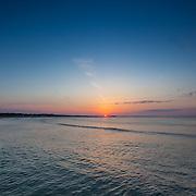 Today's  Summer Sunrise  at Narragansett Town Beach, Narragansett, RI,  June  21, 2013.