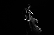 Ilaria Capalbo performs at the Grande Vento Festival in Naples, Italy. 2016.