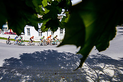 May 20, 2018 - Lillehammer, NORWAY - 180520 The leading group during the last stage of the Tour of Norway on May 20, 2018 in Lillehammer..Photo: Jon Olav Nesvold / BILDBYRÃ…N / kod JE / 160254 (Credit Image: © Jon Olav Nesvold/Bildbyran via ZUMA Press)