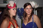 LOWRY JONATHAN; ELISE DE NARDI, London On A Plate - launch of new iPhone app.<br /> Morton's Club, 28 Berkeley Square,  London, 1 June 2011<br /> <br /> <br />  , -DO NOT ARCHIVE-© Copyright Photograph by Dafydd Jones. 248 Clapham Rd. London SW9 0PZ. Tel 0207 820 0771. www.dafjones.com.