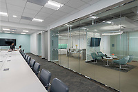 Interior image of Carlyle Gateway Office Building in Alexandria VA by Jeffrey Sauers of CPI Productions