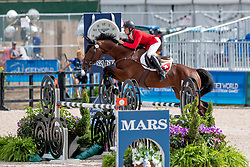 Godel Robin, SUI, Grandeur de Lully<br /> World Equestrian Games - Tryon 2018<br /> © Hippo Foto - Dirk Caremans<br /> 17/09/2018